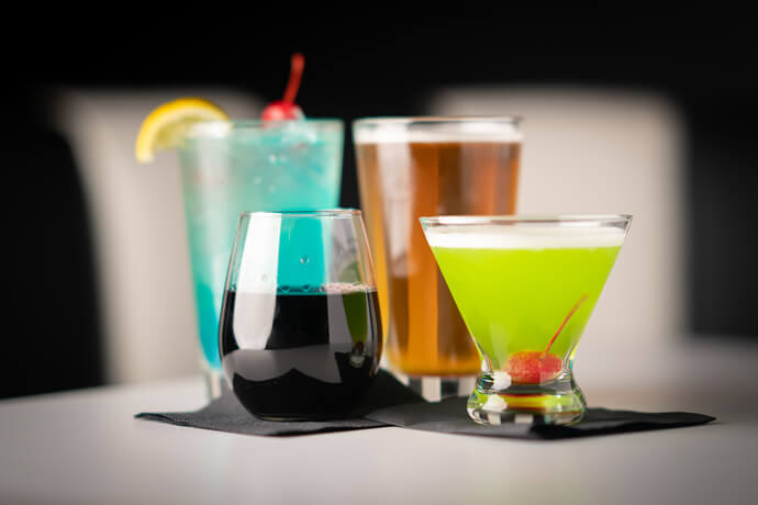 Addison Improv Drinks