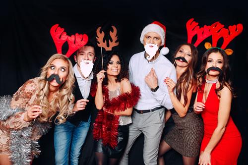 Christmas/Hanukkah Parties Image